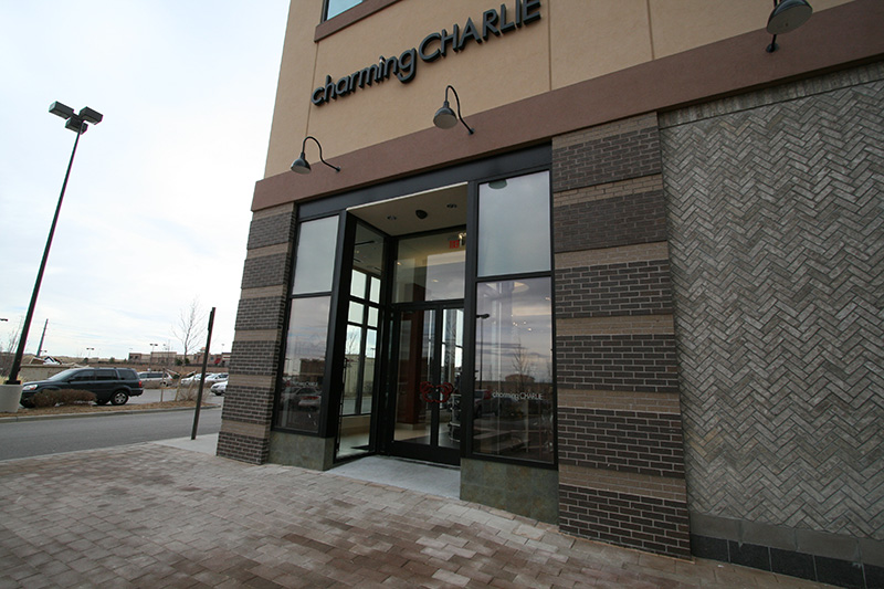 Storefront Glass Walls : Denver storefront glass window replacement curtain