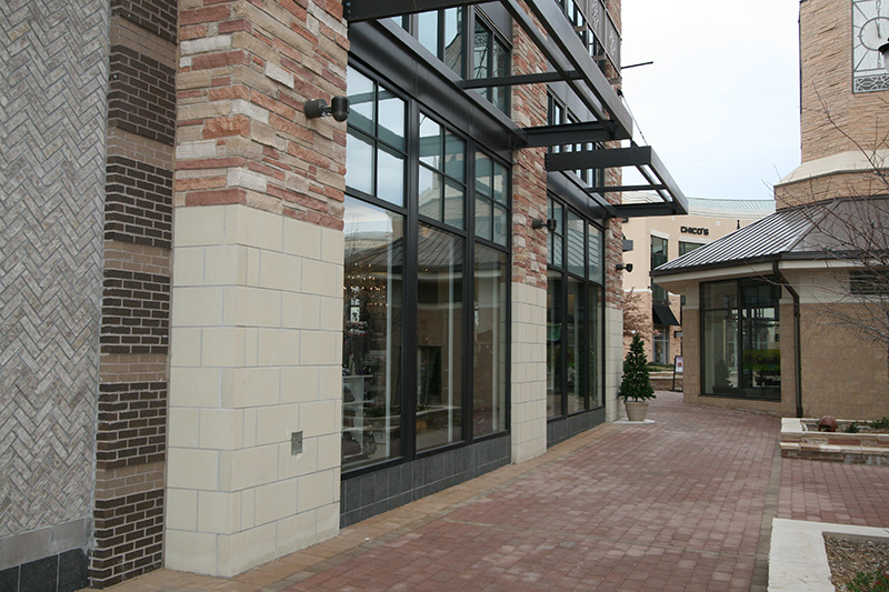 Denver Storefront Glass Window Replacement Glass Curtain